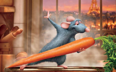 3 Food Lessons we've learnt from Pixar's Ratatouille